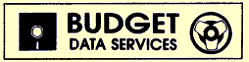 Budget Data Services
